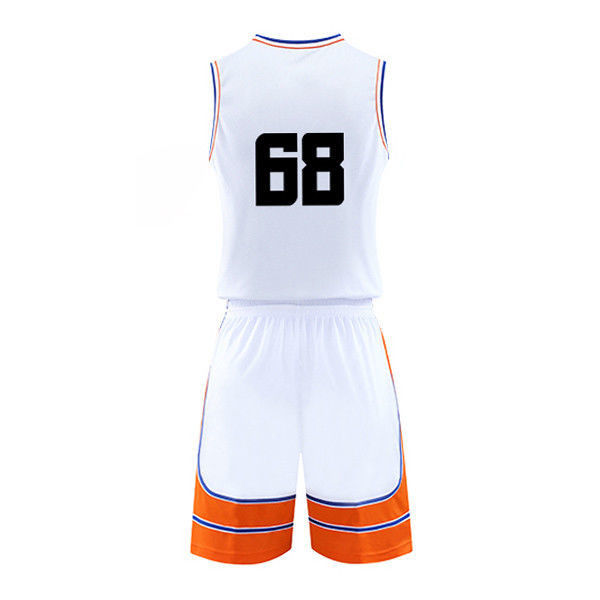 100% Polyester Basketball Training Jersey / Comfortable Basketball Team Jerseys